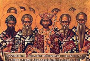 Bildquelle: https://commons.wikimedia.org/wiki/File:Nicaea_icon.jpg
