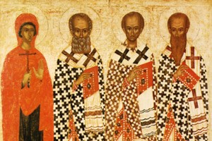 Bildquelle: https://upload.wikimedia.org/wikipedia/commons/5/5d/Paraskeva_with_saints_%28Pskov%2C_16th_c%2C_GTG%29.jpg