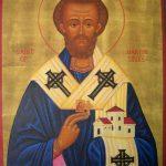 Ikone des Heiligen Martin von Tours