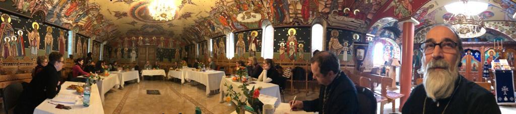 Das FOCS-Gespräch in der rumänischen Kirche in Offenbach