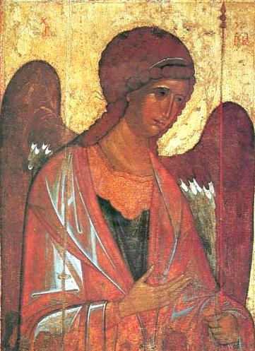 Ikone des Heiligen Erzengels Michael