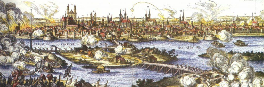 Magdeburg im 30-jährigen Krieg