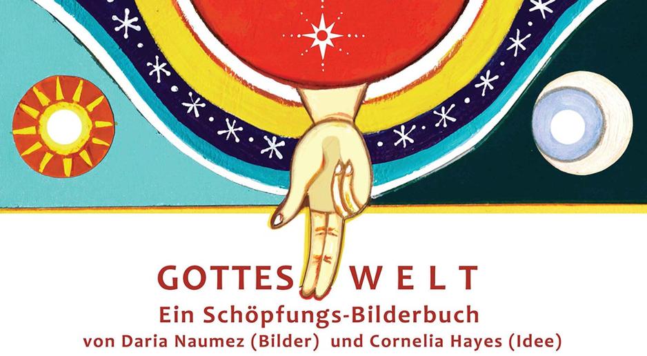Titelbild des Buches Gottes Welt