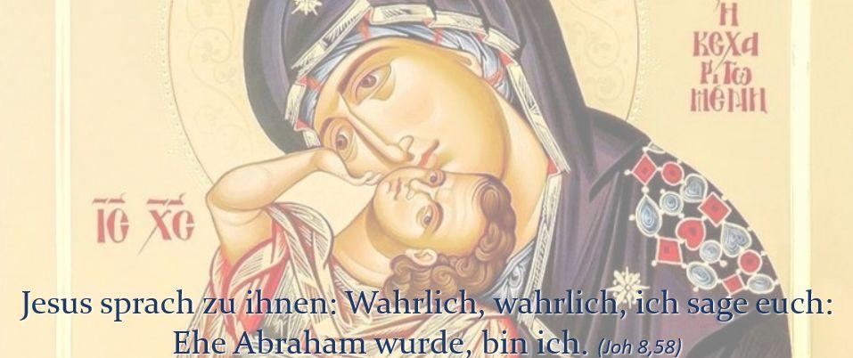 Ikone Gottesmutter