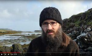 Father Seraphim vom Mull Monastery
